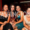 Photo by Tony Powell. Angelique Salazar, Torey Gannon, Carmen Lerman Mendoza, Lola Salazar. Noche de Gala 2010. Mayflower Hotel. September 14, 2010